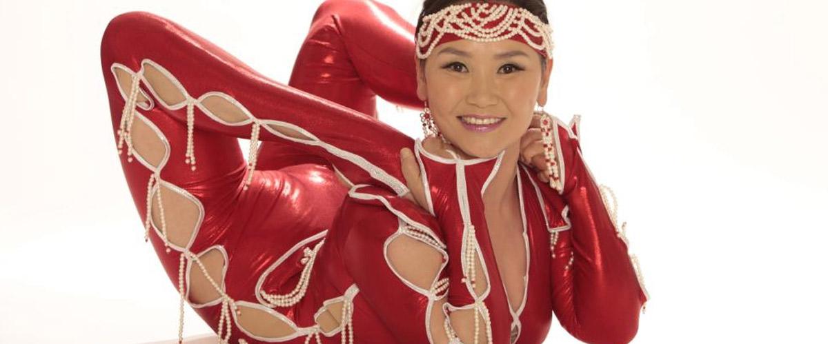 Mongolian Contortion